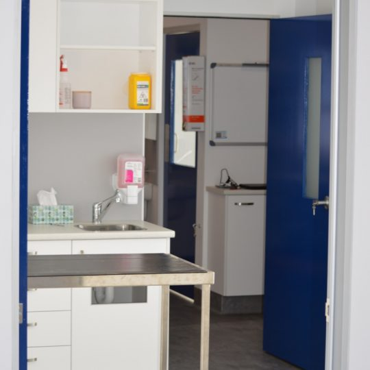Bendigo Animal Hospital Facilities