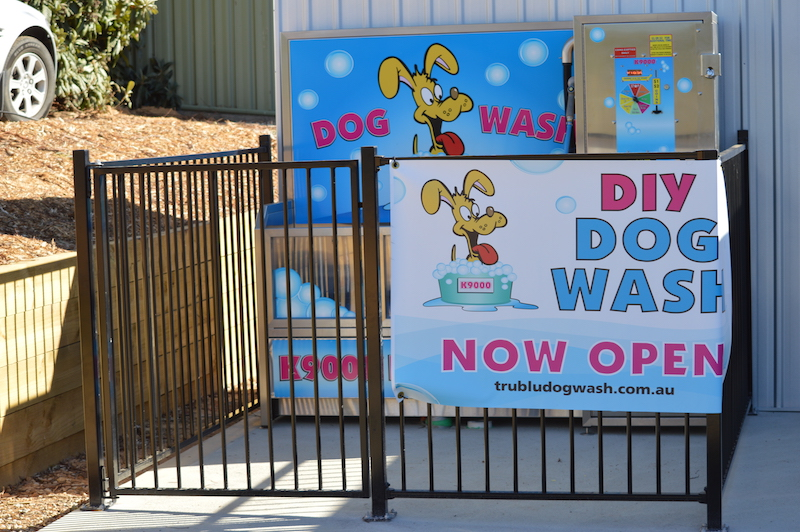 Coin Operated Dog Wash Bendigo