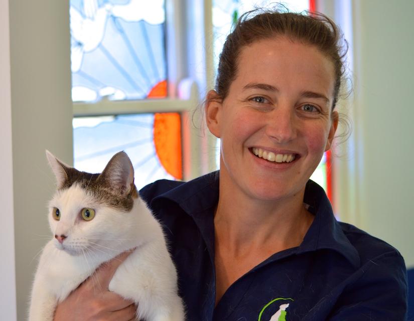 Margot Walton - Veterinary Surgeon at Spring Gully Animal Hospital